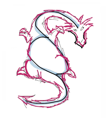 Kanzlei Dragon Logo